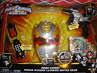 Saban's Power Rangers Mega Force