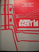 Jump Right In: The Music Curriculum, Rhythm Register Book One Revised Ed.