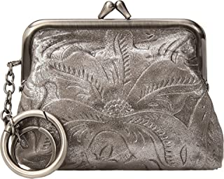 Patricia Nash Women's Large Borse Coin Purse Pewter One Size