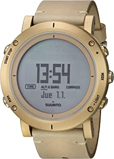Suunto Essential Gold Color watch SS021214000