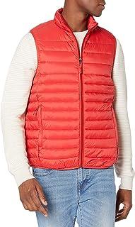 Men's Lightweight Water-Resistant Packable Puffer Vest