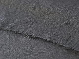 Bronte Throw Blanket - Mohair (Gun Metal)