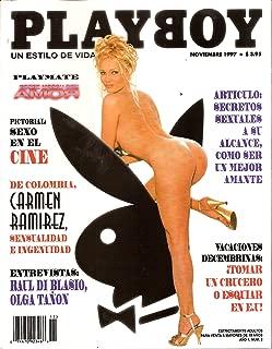 Playboy November 1997 Mexico Edition