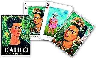 Frida Kahlo Carnet dadresses /à couverture rigide Motif fleurs Format A5