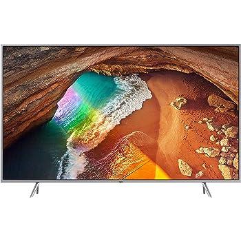 """Samsung QE55Q64RATXZT Serie Q64R QLED Smart TV 55"""", Ultra HD 4K, Wi-Fi, Silver, 2019 [Esclusiva Amazon]"""