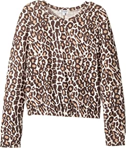 Splendid Littles - Animal Print Knit Top (Big Kids)