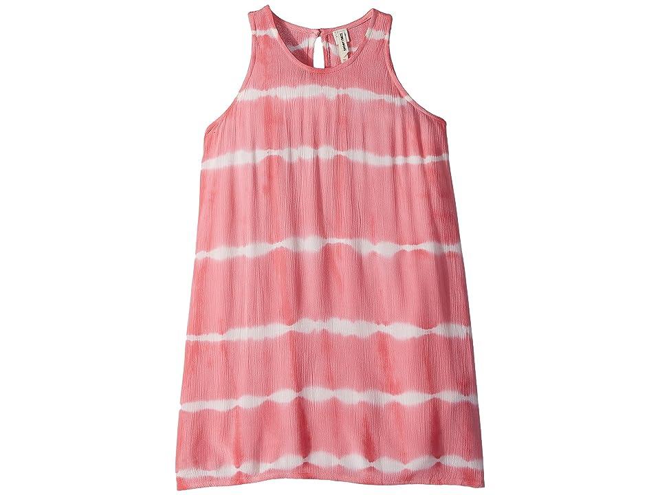Billabong Kids Wild Daughters Dress (Little Kids/Big Kids) (Flamingo) Girl
