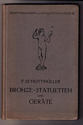 Bronze-Statuetten und Geräte