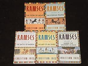 Best christian jacq ramses series Reviews