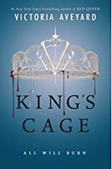 King's Cage (Red Queen Book 3) (English Edition) Format Kindle