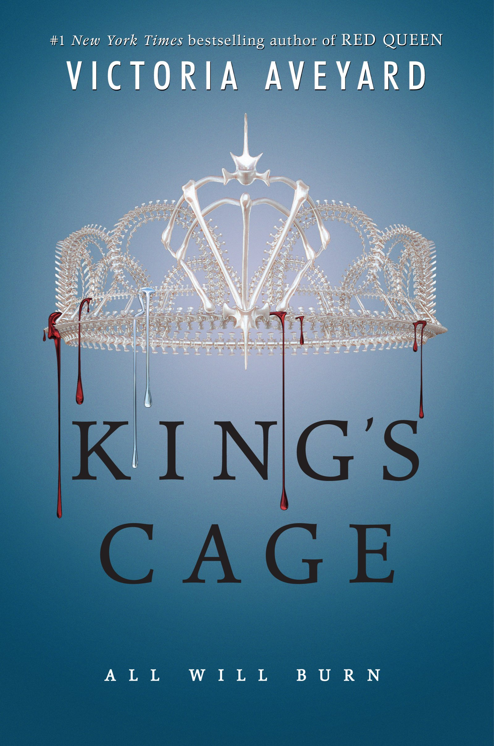 King's Cage (Red Queen Book 3)