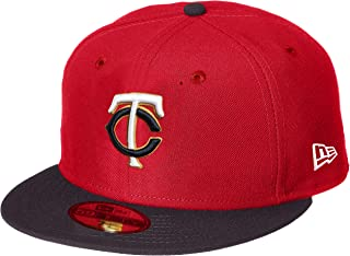 [ニューエラ] ベースボールキャップ MLB ACPERF ミネソタ・ツインズ 217J [ユニセックス] 11449360 チームカラー Free