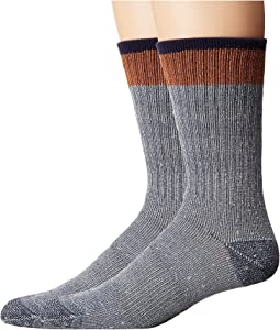 Rugged Crew 2-Pack Socks
