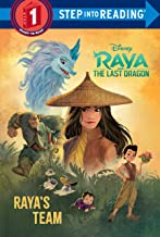 Raya's Team (Disney Raya and the Last Dragon) (Step into Reading)