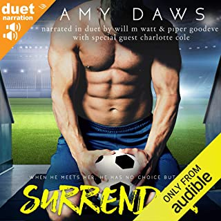 Surrender: Harris Brothers, Book 4