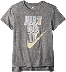 Nike Kids - Sportswear Just Do It T-Shirt (Little Kids/Big Kids)
