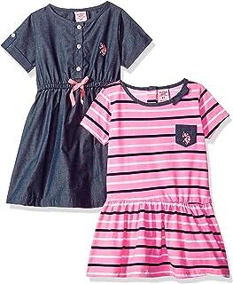 U.S. Polo Assn. Vestido para niñas