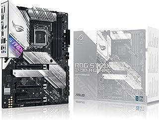ASUS ROG STRIX Z490-A GAMING Intel Z490 10th Gen LGA1200 ATX MB DDR4, 1xDP 1xHDMI 6xUSB3.3 PCIe3.0x16, Aura Sync RGB LD2-R...