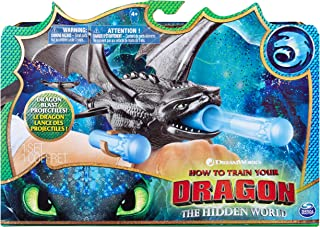 Dreamworks Dragons Toothless Wrist Launcher, Role-Play Launcher Accessory, for Kids Aged 4 & Up
