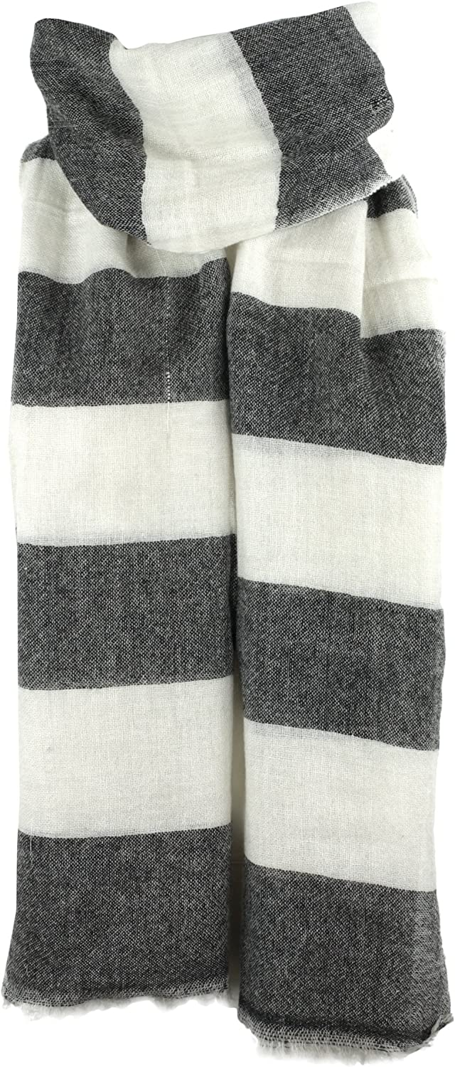 EVOLATREE Luxurious Cashmere Scarf for Men and Women - Soft Warm Winter Scarves