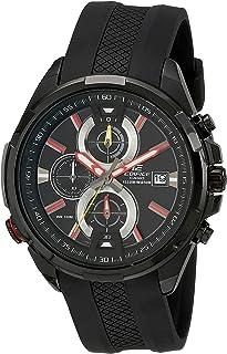 Casio Mens EFR-536PB-1A3VCF Neon Illuminator Black Watch