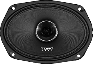 $59 » Sponsored Ad - TORO TECH – PM69X, 6x9 Inch Mid-Range Pro Audio Coaxial Speaker - 140 Watts RMS Power / 70 Watts Music Prog...