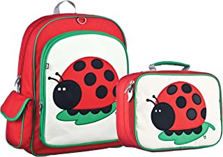 Kit Set Mochila Lonchera Escolar Escuela Beatrix Niño Niña Niños Kinder Resistente Excelente Calidad Colegio Catarina Primaria