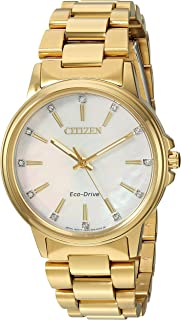 Citizen Watches Womens FE7032-51D Eco-Drive