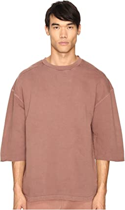 Short Sleeve Sweatshirt Tee