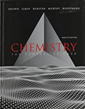 Chemistry: The Central Science with MasteringChemistry with Solutions to Red Exercises (12th Edition)