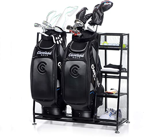 Milliard Golf Organizer - Extra Large Size - Fit 2 Golf Bags and Other Golfing Equipment and Accessories in This Hand...