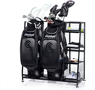 Milliard Golf Organizer - Extra Large Size - Fit 2 Golf Bags and Other Golfing Equipment and Accessories in This Handy Sto...