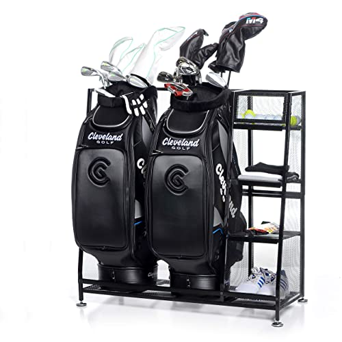 Milliard Golf Organizer Extra Large Size Storage Rack