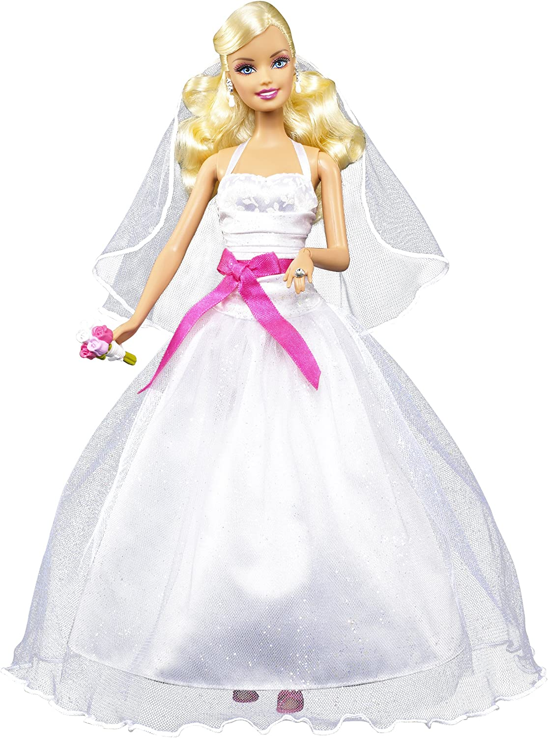 Barbie I Can Topics on TV Bride Doll Be quality assurance