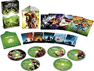 Marvel Studios Cinematic Collection Phase 3