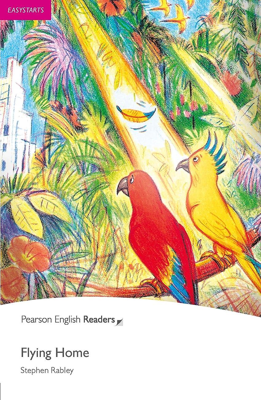 たっぷりジム没頭するEasystart: Flying Home (Pearson English Graded Readers) (English Edition)