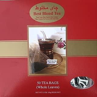 Best Blend Tea Bags (50 Pouches)
