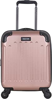 """Kenneth Cole Reaction Renegade 16"""" Hardside Expandable 4-Wheel Spinner Mini Carry-on Luggage"""