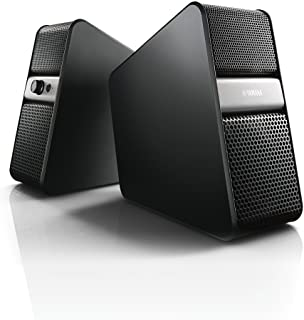 Yamaha NX-B55TI Premium Computer Speakers with Bluetooth Black