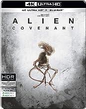 Alien Covenant (Steelbook) (4K UHD & HD) (2-Disc)