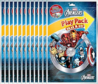 Marvel's Avengers Grab and Go Play Packs (Pack of 12)