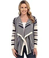 Lucky Brand - Stripe Ballerina Sweater