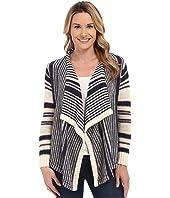 Lucky Brand - Stripe Ballerina Sweater