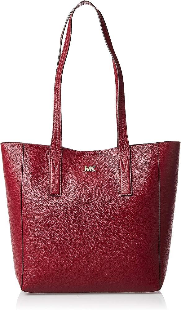 Michael kors, borsa da donna, a mano/spalla, in pelle 1449242853440