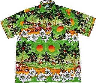 6394b4de BFD One Mens Hawaiian Shirt Aloha Beach Party Size S - XXXL Cotton Short  Sleeved