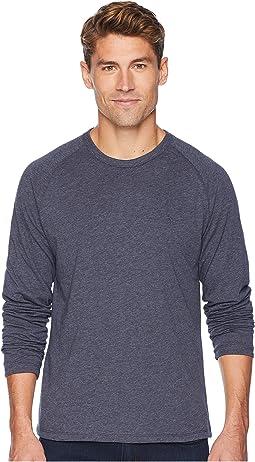 Long Sleeve Reversible Stripe T-Shirt