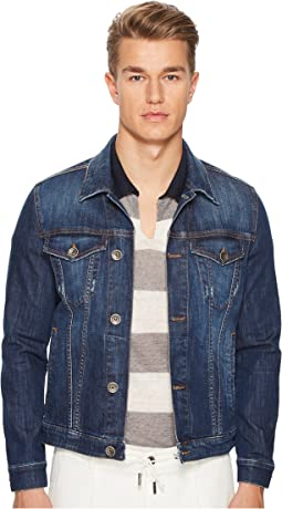 eleventy - Denim Trucker Jacket