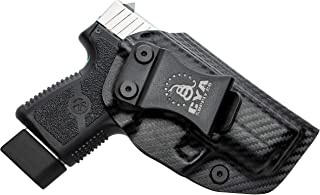CYA Supply Co. IWB Holster Fits: Kahr PM9 - Veteran Owned Company - Made in USA - Inside Waistband Concealed Carry Holster