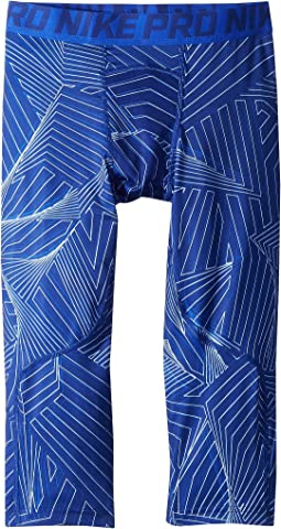 Nike Kids Pro 3/4 Print Training Legging (Little Kids/Big Kids)