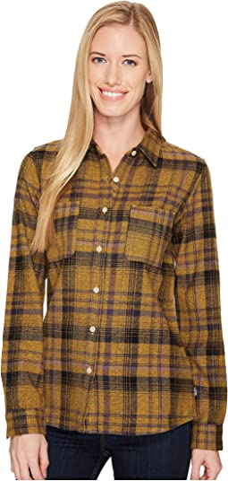 The North Face - Long Sleeve Willow Creek Flannel